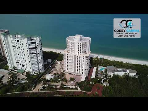 Bay Colony Windsor Naples Florida 360 degree fly over video