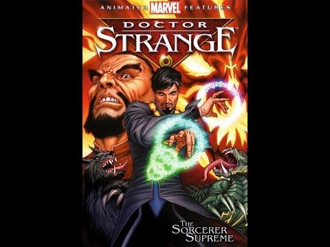 Tales to Showcase #18: Dr. Strange (2007)