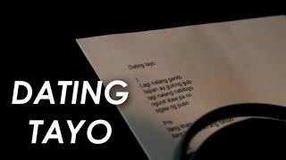 TJ Monterde - Dating Tayo - (Lyric Video)