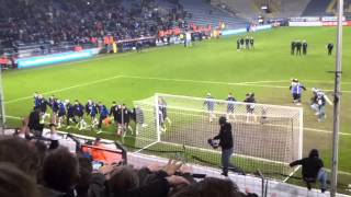 preview picture of video 'Arminia Bielefeld - Chemnitzer FC 2:0 (20.12.2014) 3. Liga'