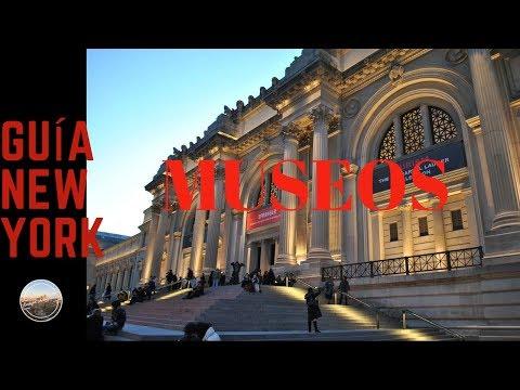 Cómo visitar los MUSEOS de NUEVA YORK. Guía de New York