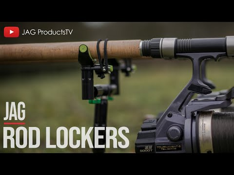 JAG Rod Locker Black