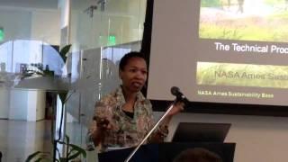 NASA Sustainability Base - Sustainability Summit at Autodesk 27 Jan 2011