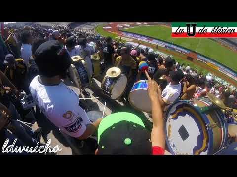 """La Banda Del Pebetero - C.A.R's.C. (La Murga De Pumas)"" Barra: La Plus • Club: Pumas"