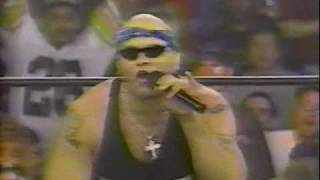 (04.27.1998) WCW Monday Nitro Pt. 2 - nWo new edition of Wolfpac forms