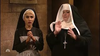 Sound of Music SNL skit Ariana Grande