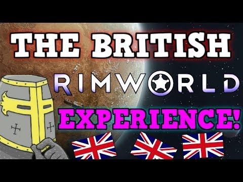 RIMWORLD But I Break the Game by Recreating The British Empire - The Ultimate Tea Plantation