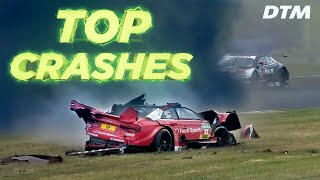 40+ CRASHES! Ultimate DTM Crashes and Accidents Compilation