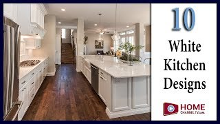 10 White Kitchen Design Ideas | Interior Design Inspiration