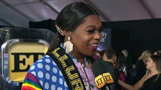 Big Freedia Teases She and Kesha Are Going to 'Raise Hell' | American Music Awards 2019 (Exclusiv…