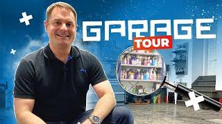 ULTIMATE GARAGE TOUR 3.0 !!  My Dream Garage!