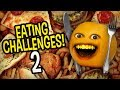 Annoying Orange Eating Challenges Supe