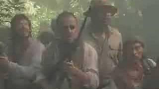 Tarzan And The Lost City Jungle Battle Scene