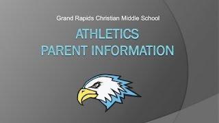 GRCMS Athletics Information