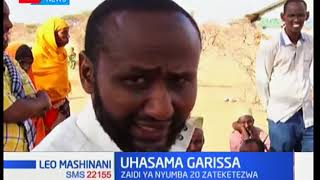 Zaidi ya nyumba ishirini zateketezwa Garissa baada ya uhasama kukithiri