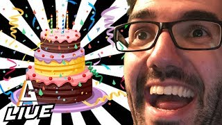 The Mr A-Game Birthday Stream!