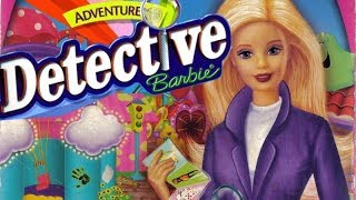 Picture of a game: Detective Barbie
