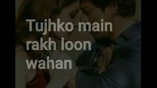 HAWAYEIN |ARIJIT SING| Lyrics  mp3 jab harry met sejal |SHAH RUKH KHAN|