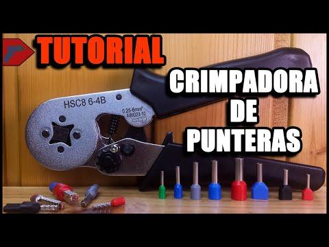 Review y Test de la Crimpadora
