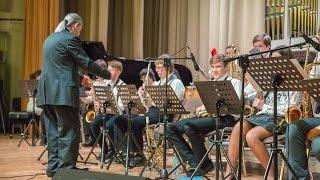 Концерт Биг Бэнда MEET TEENS JAZZ (2015-03-17)