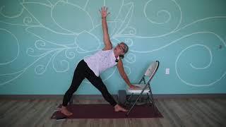 Protected: August 15, 2021 – Monique Idzenga – Chair Yoga