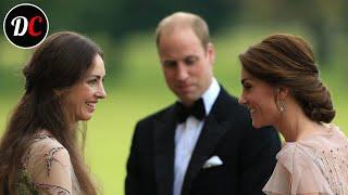 Kate Middleton - wszystko wybaczy Williamowi, nawet zdradę z przyjaciółką?
