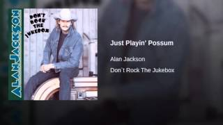 Me With Alan Jackosn Just Playin' Possum