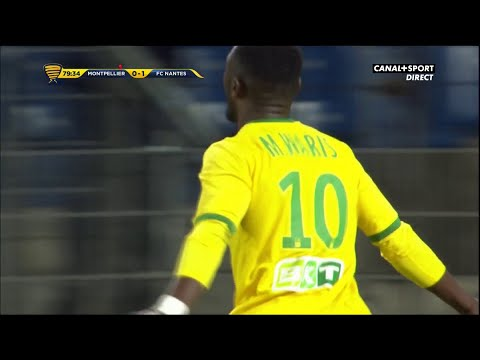 Watch Majeed Waris' thunderbolt against Montpellier