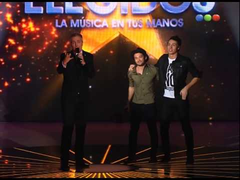 Duelo: Walter Avaca canta «Persiana Americana» #Elegidos