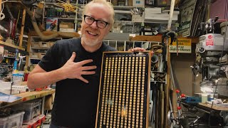 Adam Savage Reviews Simone Giertz's Every Day Calendar!