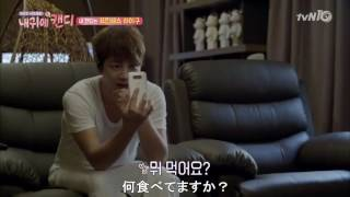 2016.8.18tvN私の耳にキャンディチャングンソク日本語訳