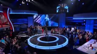 Satisfaction (Top 36) - Adam Lambert