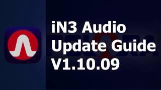 iN Audio Update Guide