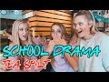 WHAT DRAMA HAPPENS IN HIGHSCHOOL!!! (TEA SPILT) high school drama