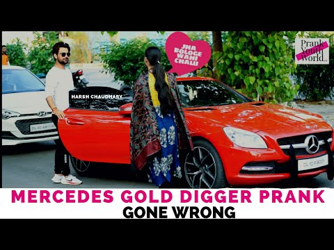 Gold Digger Prank India || Gone Wrong Prank || Pranks In India || Pranks 2021 || Harsh Chaudhary