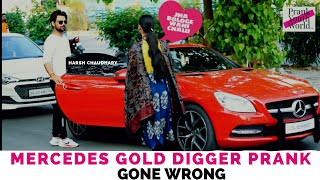 Gold Digger Prank India || Gone Wrong Prank || Pranks In India || Pranks 2019 || Harsh Chaudhary