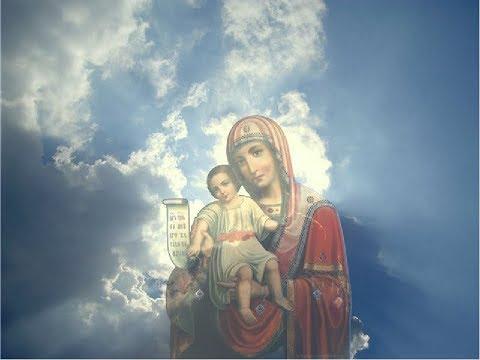 Соборная молитва в день Рождества Пресвятой Богородицы