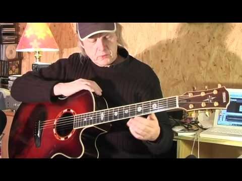 You are the sunshine of my life Stevie Wonder Guitar Lesson by Siggi Mertens