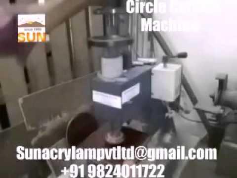 Hylam Circle Cutting Machine