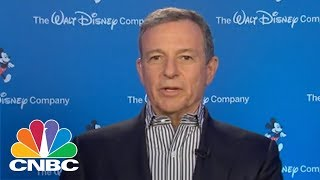 Disney's Bob Iger Thought Fox Deal Was A 'Longshot' | CNBC
