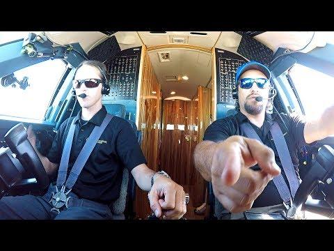 INDY Cars in Las Vegas, Wake Turbulence in Orlando - Pilot VLOG 098