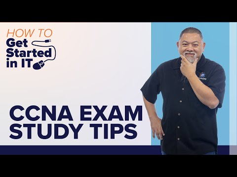 How to Study for Cisco CCNA Certification Exam - CCNA Study Tips ...