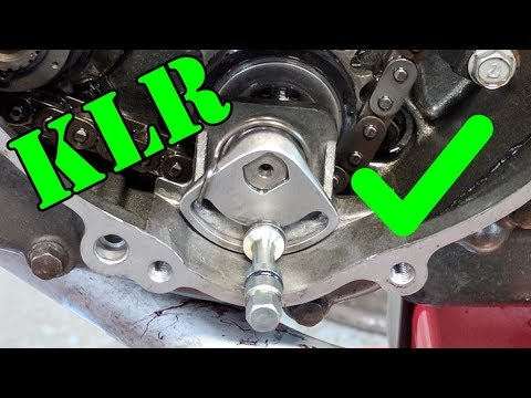 IT AIN'T JUST THE DOOHICKEY!  Another reason to inspect your KLR 650 Balancer Assembly