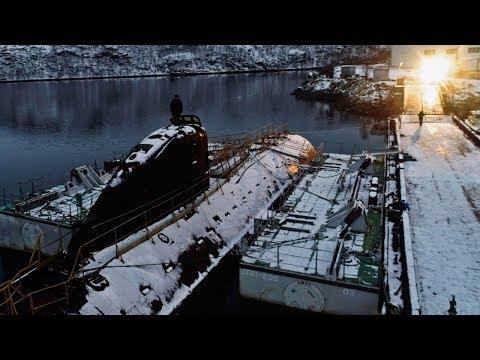 К-3. Первая атомная подводная лодка