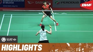 PERODUA Malaysia Masters 2020 | Finals WS Highlights | BWF 2020