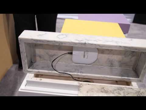 More About Embedding Wireless Charging into Countertops