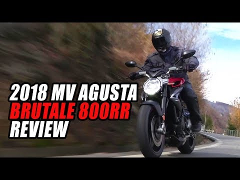 2018 MV Agusta Brutale 800 RR in Lake Park, Florida - Video 1