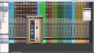 Mixing With Mike Plugin of the Week: UA NEVE 1073