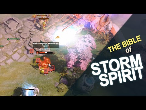 Learning And Mastering Storm Spirit - The First 100 Matches | Dota 2 Guide