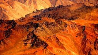 The Driest Place In The World – Flight Over Atacama Desert